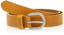 Levi's Damen CLASSIC ICON BELT Gürtel, Braun (BROWN), 80(FR) -