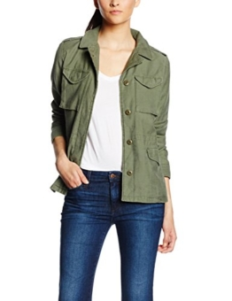 Levi's Damen Jacke Surplus Jacket, Grün (BRONZE GREEN 2), S -