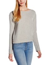 Levi's Damen, Sweatshirt, Laurel, GR. X-Small (Herstellergröße: Small), Grau (cobblestone Heather) -