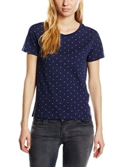 Levi's Damen, T-Shirt, The Perfect Pocket, GR. X-Small (Herstellergröße: Small), Blau (wt_pt_orest) -