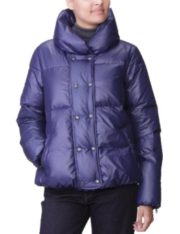 Levi´s Down Jacke L, river blue -