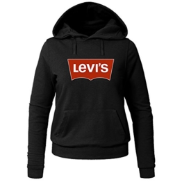 Levis Printed For Ladies Womens Hoodies Sweatshirts Pullover Outlet -